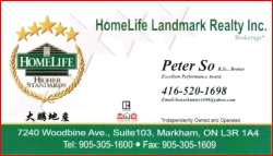 Peter So Name Card - S